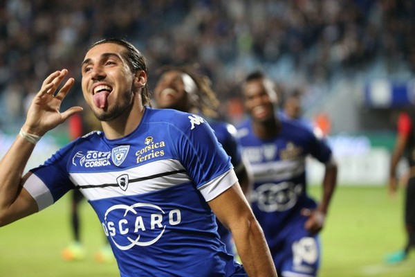 bastia furiani foot ligue 1