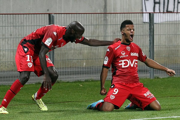 dijon foot diony ligue 1