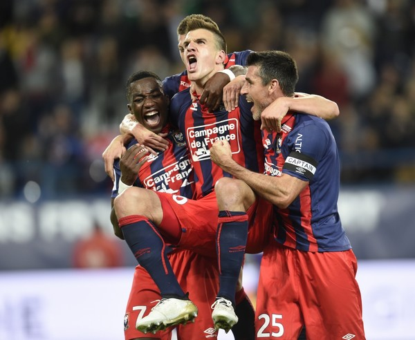 caen malherbe foot ligue 1